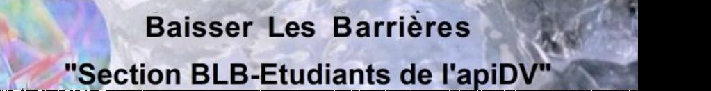 Baisser Les Barrières (BLB)